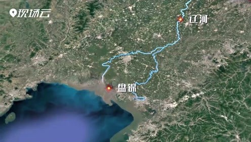 60万米高空看辽宁:惊艳!卫星视角下辽宁美出了新高度!