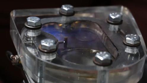 汽车引擎是怎样工作的?老外用高速摄像机,清晰记录全过程!