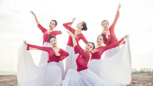 中国舞《繁华梦》江山如梦,剑气如虹