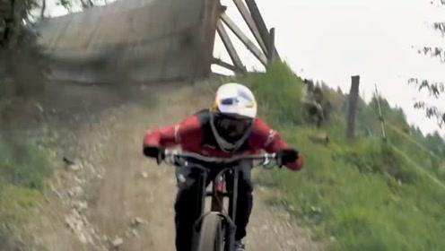 没有快感刺激感吗?来看看,山地赛车太恐怖了,堪比速度激情,最后太精彩了