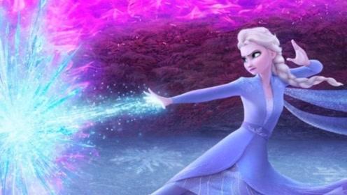 《冰雪奇缘2》主题曲《Into The Unknown》16种语言混剪