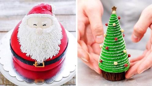 趣味甜点:做可爱圣诞树小礼物