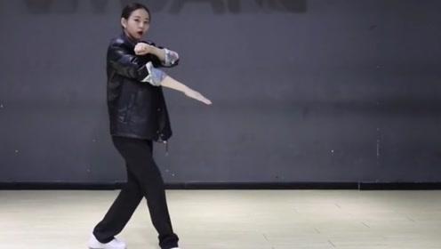 Jane kim编舞边伯贤《UN Village》舞蹈教学