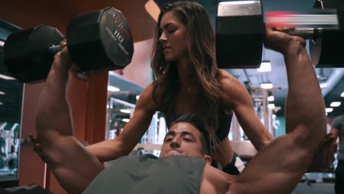男人健身的理由,不是为征服王者女友,那将毫无意义