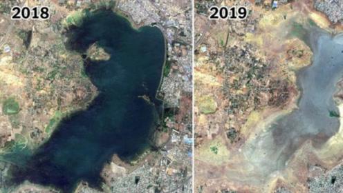 印度第6大城市出现严重的缺水危机,全球水危机会爆发吗?