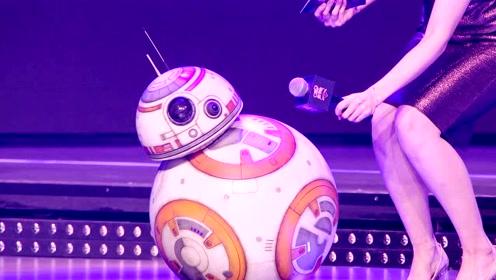 """《星球大战:天行者崛起》超萌BB-8""""空降""""LPL全明星周末"""