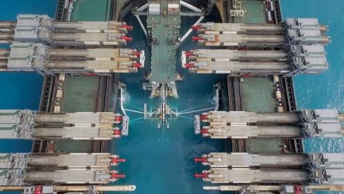 一艘顶10艘福特号,100万吨大舰采用40项航母技术,美:难以置信