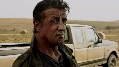 《第一滴血5》岳父史泰龙七十多岁照样单挑整个黑帮