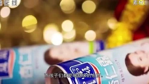 某一饮料一年卖80亿,主要成分竟是水和糖,成本最高的是易拉罐