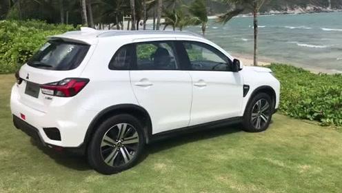 新车抢鲜看:广汽三菱劲炫ASX配置,动力较肉但综合性价比优秀