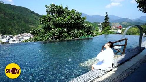 贺州高质量天然自涌温泉 将打造亚洲特色康养小镇