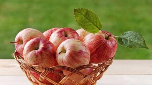 苹果加一物每天吃一口,糖尿病也慢慢远离你