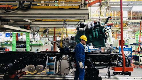 两个眼睛都不够用,第一次参观亚洲最大卡车生产线需要注意什么?