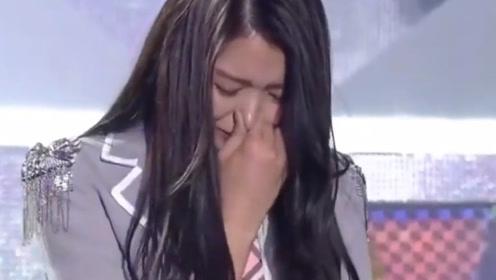 韩国女艺人情绪激动,捏鼻瞬间竟然塌陷,吓得摄像小哥赶忙切镜头