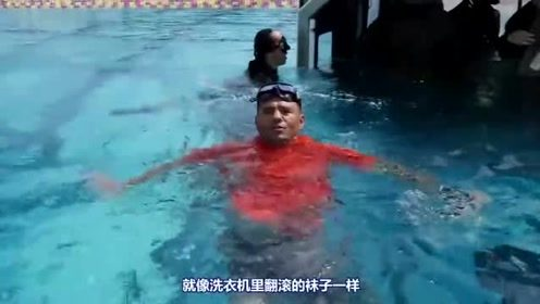 直升机坠入水中要如何逃生?海军陆战队是这么训练的!