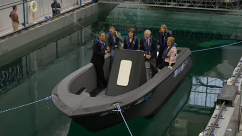 世界上最大3D打印机,一次就能打印一艘船,号称可以下水航行