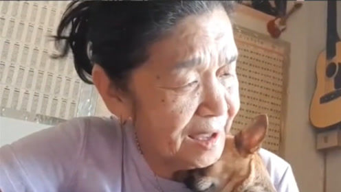 这是什么神仙嗓音?80岁老奶奶弹吉他唱歌,一开口就被惊艳到