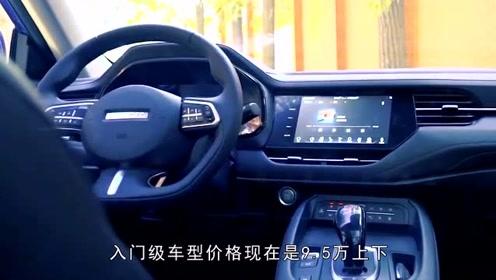 10万级SUV新选择!空间比H6博越还大,最后一款配5种驾驶模式