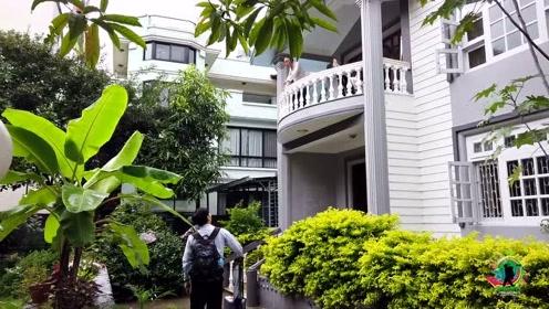在尼泊尔住豪华别墅,多少钱一晚?这价格在国内只能住7天酒店
