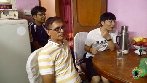 尴尬!问尼泊尔大叔,在中国坐高铁的感觉,大叔回答说他去过美国