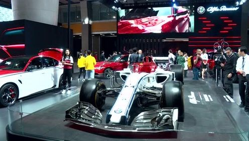 阿尔法·罗密欧携个性化车型阵容登陆2019广州国际车展
