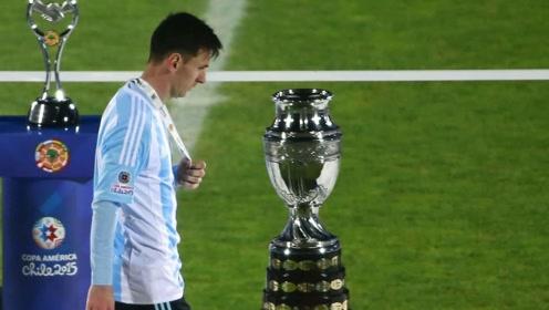 美洲杯抽签结果出炉!阿根廷智利再相逢 梅西拿金球奖后再冲冠军