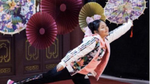 送女儿出道?10岁王诗龄拍广告,李湘王岳伦坐镇现场