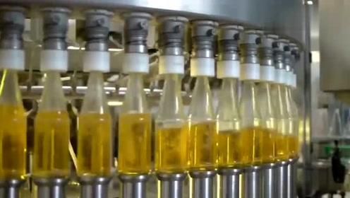 看看外国人怎么制作苹果汁的,这才是正宗无掺假的制作过程!