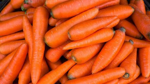 为什么超市的胡萝卜干净又光滑?菜贩子讲漏嘴,越早清楚越好!