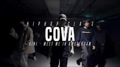Hiphop冠军团体M.B.A Crew成员Cova编舞
