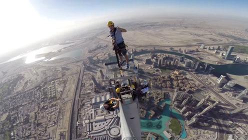828米的世界第一高楼,大风一吹就摆幅3米,设计师:早有预料!