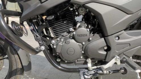 日系省油摩托车!一公里2.6L油耗,续航600公里,5速,19800元