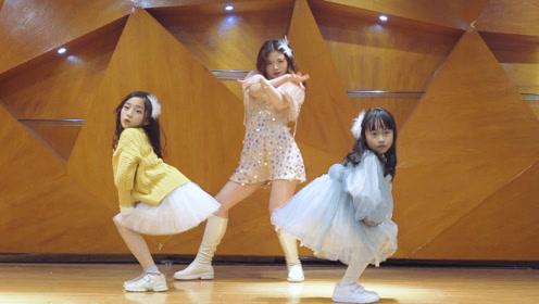 小公主的舞蹈翻跳 太可爱了