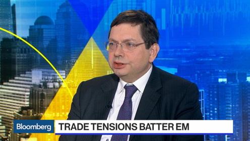 渣打银行金融顾问:中国经济数据稳健 是否意味着全球经济转危为安?