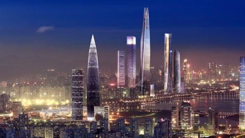中国崛起速度最快的三座城市 看看有没有你的家乡