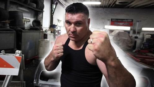 裸拳拳手最常练的三个动作,颈臂腿专项训练!
