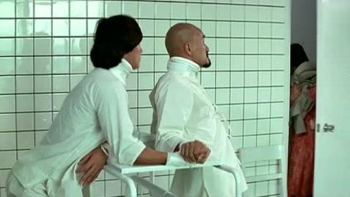 神偷和神探两人重伤住院,居然联手撩护士妹妹,这套路太强了