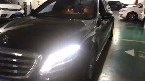 奔驰S320刷Ecu,升级后提升100牛米,油门反应灵敏,提速迅猛有力