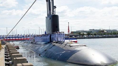 美军豪掷1500多亿造核潜艇,俄罗斯人:舍得花钱,却造不出好东西