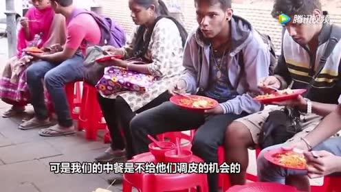 中餐入侵印度市场!英网友干脆让中国同化算了!