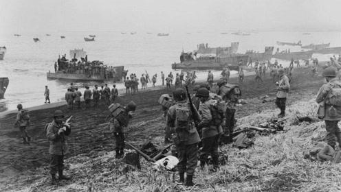 二战中,美军的后勤系统是怎样的?看完就明白美国能打赢是必然