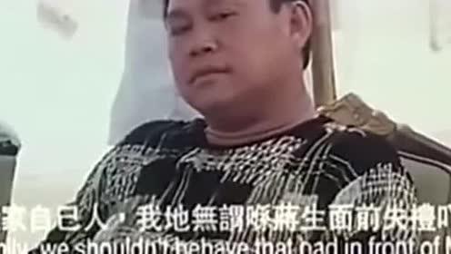 《古惑仔》比陈浩南还要厉害!他才是那个最霸气的黑社会老大!