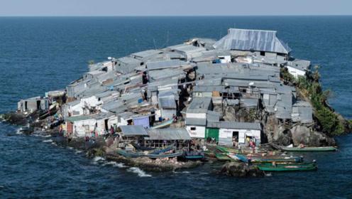 世界上最拥挤的小岛,人均面积2平方米,却没人愿意搬走?