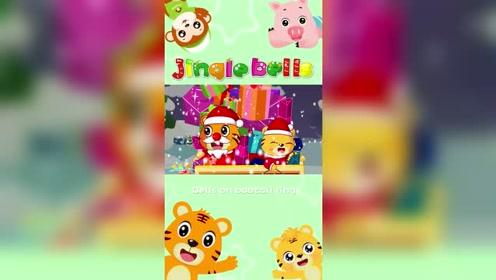 贝乐虎经典儿歌大全《Jingle Bells》