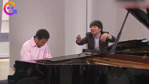 超夸张!郎朗式钢琴教学,靠表情和肢体带入情绪,网友:钢琴家都这样?