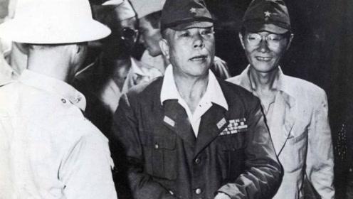 他是曾打败麦克阿瑟的日本军人,后麦克阿瑟要跳过审判判他绞刑
