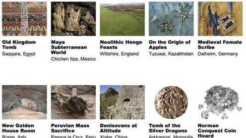 权威考古刊物发布2019全球十大考古发现,中国入选两项