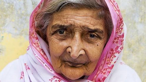 """小哥用电脑把92岁老奶奶,还原成20岁的模样,结果太""""惊艳""""了!"""