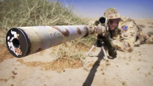 狙击手在暴露后,为啥选择扔掉狙击枪也要带走狙击镜?能救命!