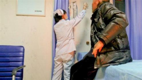 护士面对病人的隐私部位,是如何避免尴尬的?看完涨见识了